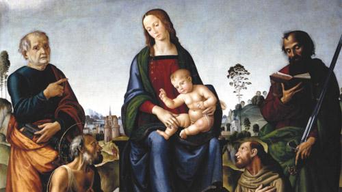 """Toscana. A Figline Valdarno la mostra """"Da Paolo Uccello a Vasari"""""""