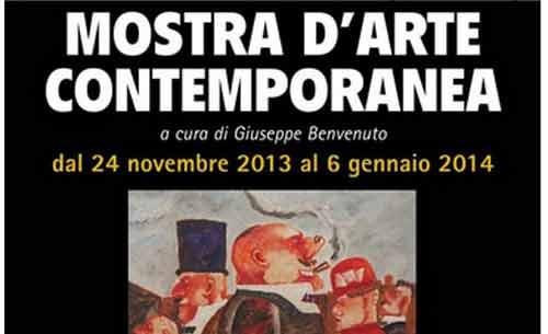 Foggia, dal 24 novembre l'arte contemporanea in mostra
