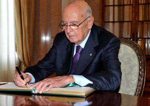 Italiavirtualtour.it riceve i complimenti dal Presidente Napolitano