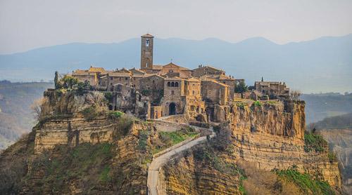 Mototurismo-Italiavirtualtour.it, a novembre vi portiamo alla scoperta della Tuscia