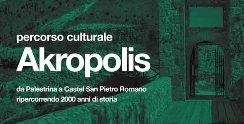 A Palestrina si inaugura il percorso culturale Akropolis