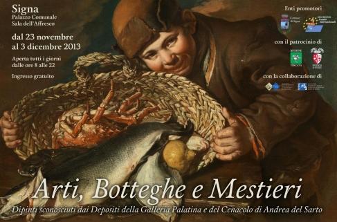 Toscana. A Signa in mostra 12 opere dei depositi della Galleria Palatina