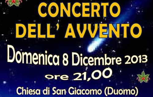 Natale. Concerto dell'Avvento a Tuscania