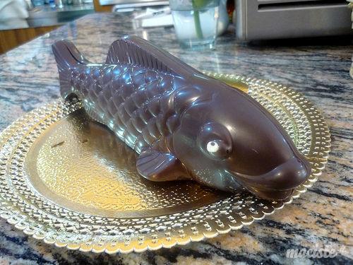 Tuscia Viterbese. Il pesce di Sant'Andrea
