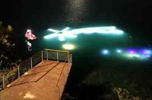 Tuscia. Il presepe subacqueo di Capodimonte