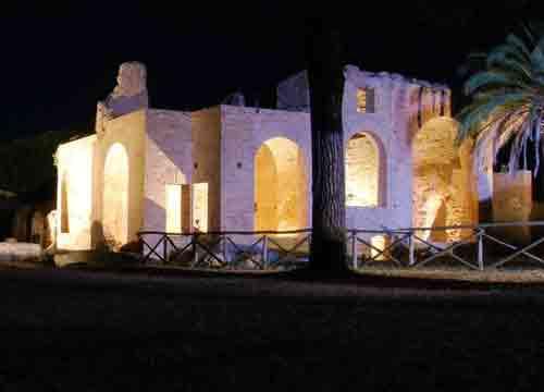 Le terme di Traiano a Civitavecchia