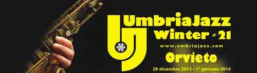 Ad Orvieto l'Umbria Jazz Winter