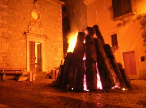 Alfedena, il 17 gennaio la Festa di Sant'Antonio Abate