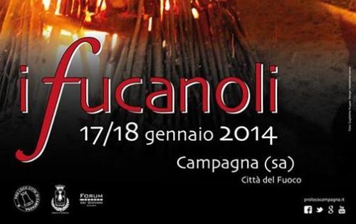 """Il 17 gennaio a Campagna si rinnova il suggestivo evento de """"I Fucanoli"""""""