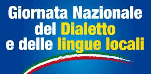Il 17 gennaio la seconda edizione della Giornata del Dialetto e delle Lingue locali