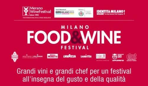 Dall'8 febbraio il Milano Food&Wine Festival