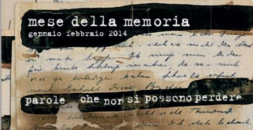 """Puglia. Dal 27 gennaio al via il """"Mese della Memoria"""""""