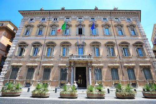 Palazzo Madama - sede Senato