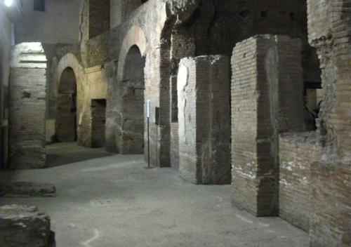 Roma: visita all'area archeologica dello Stadio di Domiziano