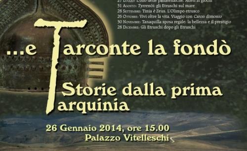 """Visite guidate: """"I 12 volti degli Etruschi, un anno al Museo Archeologico di Tarquinia"""""""