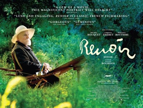 """Torino. Il 22 gennaio proiezione straordinaria del film """"Renoir"""""""