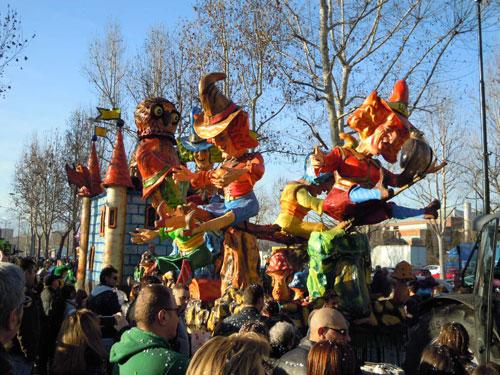 Il 23 febbraio il Carnevale Astigiano