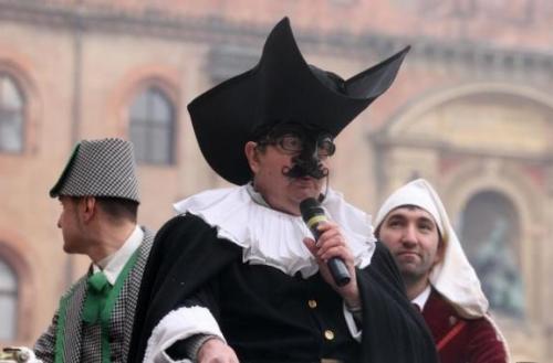 A Bologna il Carnevale Nazionale dei bambini