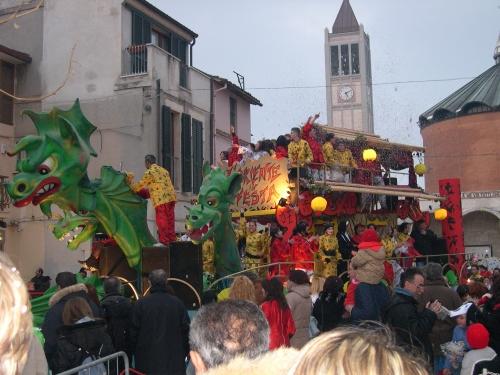 Abruzzo. Torna il Carnevale Santegidiese