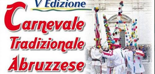 A Chieti torna il Carnevale Tradizionale