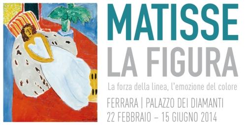 """Ferrara: dal 22 febbraio in mostra """"le donne"""" di Matisse"""