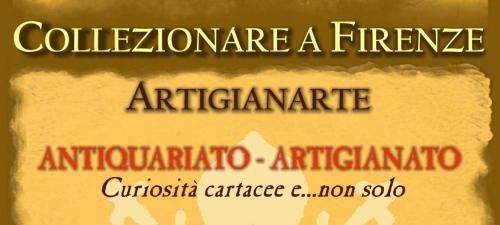 """""""Collezionare a Firenze"""" appuntamento il 22 e 23 febbraio"""