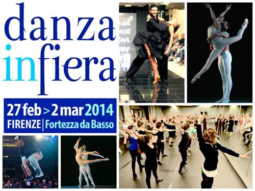 Firenze: dal 27 febbraio torna DanzainFiera