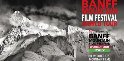In Italia il Festival del Cinema della montagna canadese