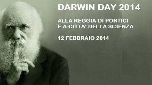 Napoli: il 12 febbraio si festeggia il Darwin Day