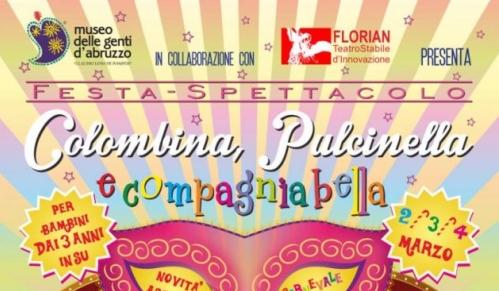 Il Carnevale al Museo delle Genti d'Abruzzo di Pescara