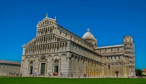 Pisa celebra i 950 anni della Cattedrale