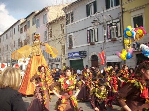 Viaggio fra le feste di Carnevale della Sabina