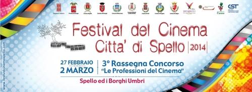 """""""Festival del Cinema"""" a Spello dal 27 febbraio"""