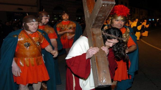 Bolsena, il 18 aprile la Rievocazione della Passione di Cristo