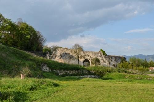 Cassino Tomba di Ummidia Quadratilla