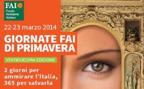 Giornate Fai di Primavera: gli appuntamenti a Lecce