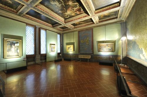 Firenze. La Tavola Doria esposta agli Uffizi fino al 29 giugno