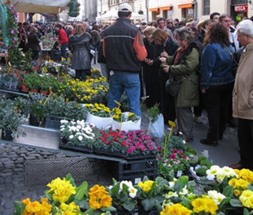 Il 22 e 23 marzo Modena in fiore