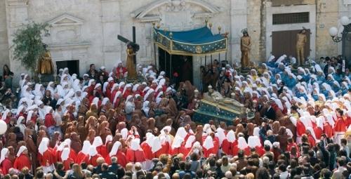 Puglia. I riti della Settimana Santa a Molfetta