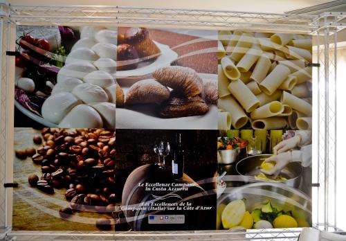 I prodotti tipici della Campania protagonisti in Costa Azzurra