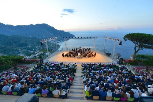 E' il sud il tema dell'edizione 2014 del Ravello Festival
