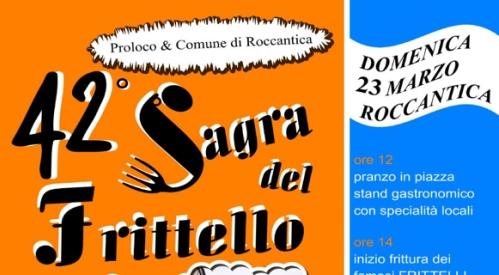 Sabina: a Roccantica torna la Sagra del Frittello