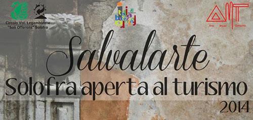 Avellino. A Solofra dal 4 al 6 aprile torna Salvarte