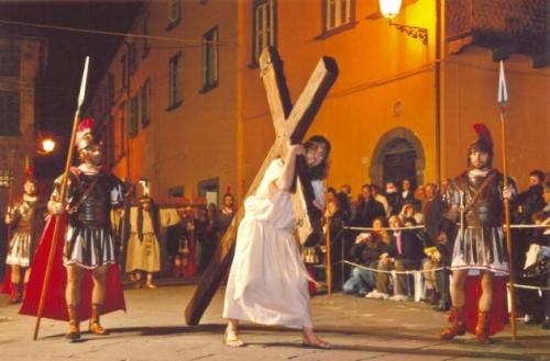 La Rievocazione della passione di Cristo a Soriano nel Cimino