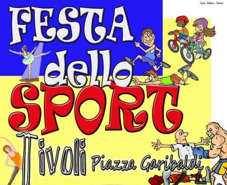 Festa dello Sport, dal 2 al 6 aprile a Tivoli