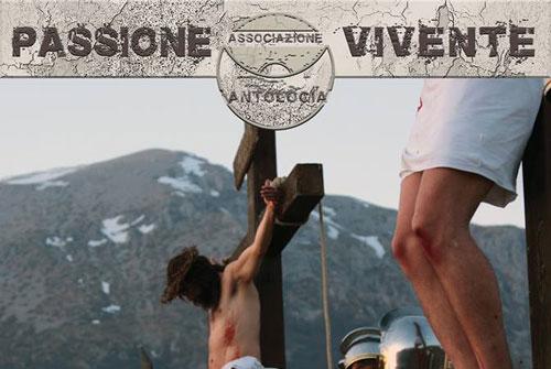 Abruzzo. Rievocazione della Passione di Cristo a Barrea
