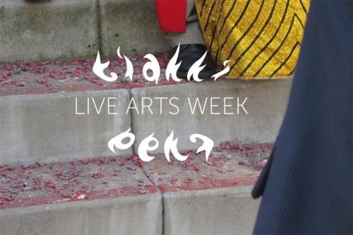 A Bologna dall'8 al 13 aprile torna Live Arts Week