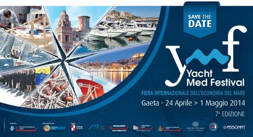 Gaeta: fino al 1 maggio Yacht Med Festival