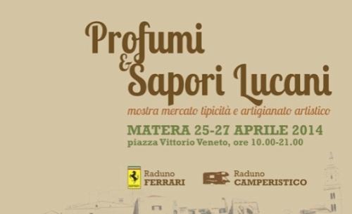 "A Matera ""Profumi & Sapori Lucani"""