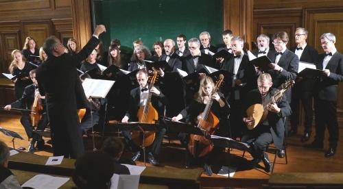 L'Ensemble musicale della Sorbonne di Parigi in concerto a Ravello